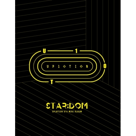 UP10TION 6TH MINI ALBUM - STARDOM  Release Date 2017.07.04 KPOP Korean bigbang 2012 bigbang live concert alive tour in seoul release date 2013 01 10 kpop