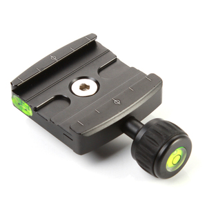 Image 2 - Quick Release Plate Clamp Compatible with Arca SWISS Benro Tripod Ball Head QR 50