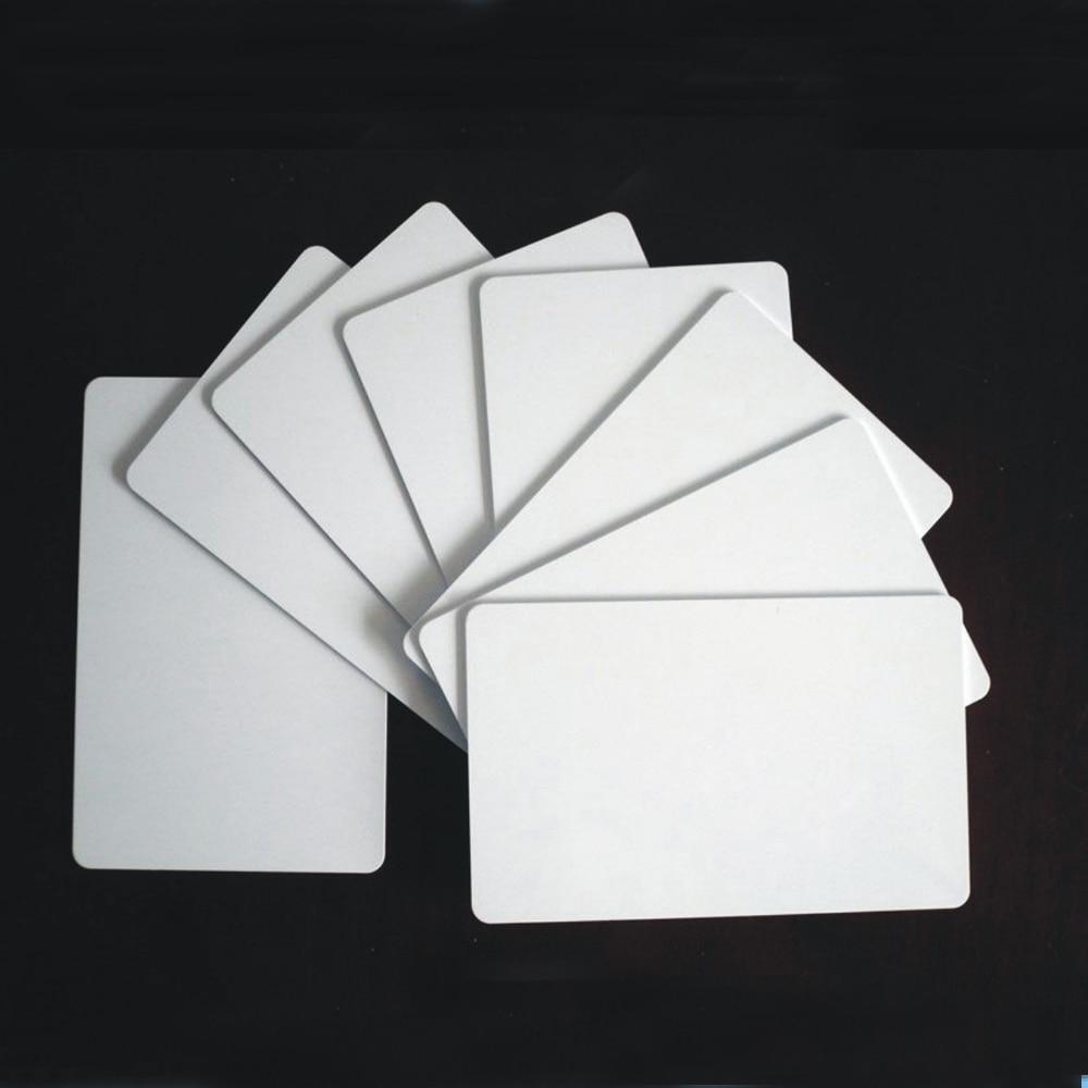 100 pcs/lot nfc smart tag lumia Blank card Thin pvc Card RFID 13.56MHz IC card/ ISO14443A Smart Card 1pcs lot em4305 rfid tag blank card thin pvc card read and write writable readable rfid 125khz smart card