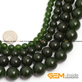 "Round Taiwan Jade Beads Fashion Jewelry Bead DIY Bead For Women Bracelet & Necklace Making Strand 15"" Wholesale!"