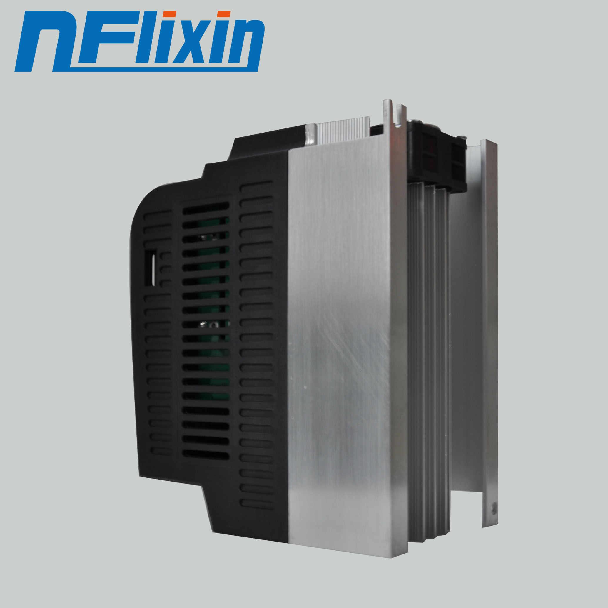 Преобразователь частоты для двигателя 380V 0.75KW/1.5KW/2.2KW/4KW 3 фазы Вход и три Выход 50 Гц/60 Гц переменного тока VFD инвертор