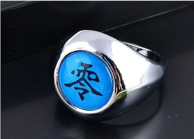 Аниме кольца Акацуки Наруто