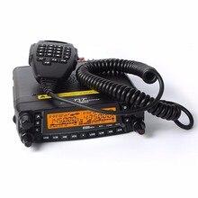 TH9800 Quad Band Car Radio Transceiver 50W car mount radio long distance radio walkie talkie for trucker Powerful walkie talkie
