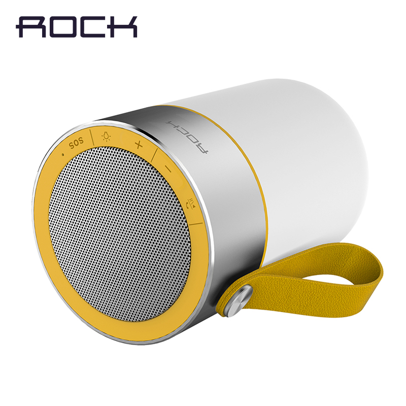 Portable Subwoofer Metal Waterproof Wireless Bluetooth Speaker Light Car Handsfree Call Music Suction Phone Mic For