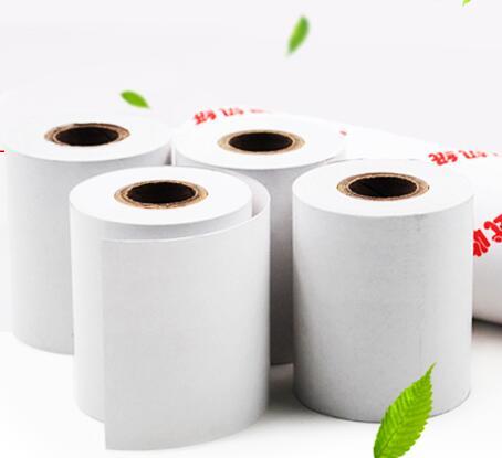 Cashier paper, thermal paper, POS machine, printing paper - printable ticket paper