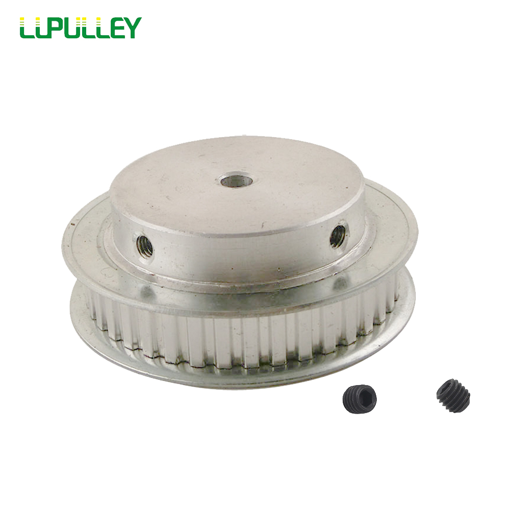 LUPULLEY Timing <font><b>Pulley</b></font> <font><b>XL</b></font> 40Tooth Bore 6/6.35/8/10/12/12.7/14/15/20mm <font><b>Belt</b></font> <font><b>Pulley</b></font> Wheel 11mm Width <font><b>Pulleys</b></font> for <font><b>Belt</b></font> Transmission image
