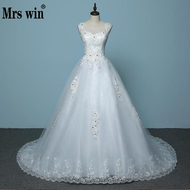 New White/Red Wedding Dress 100 Cm Cathedral Train Wedding Dress Plus Size Crytal Wedding Dress