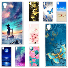 TPU Cases For Sony Xperia XA1 Plus Case Silicone Bumper For  Sony Xperia XA1 Plus G3412 G3421 G3423 G3416 5.5 inch Phone Cover