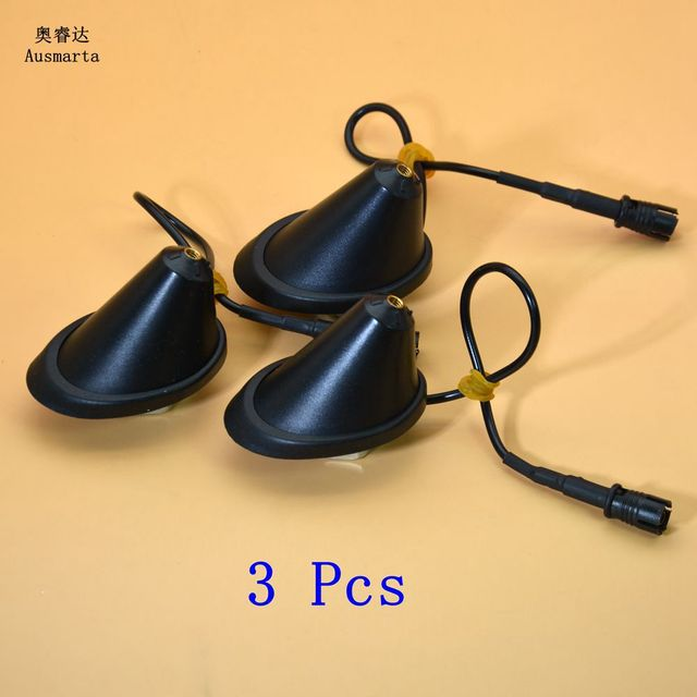 US $30 55 |3 Pcs VW antenna pedestal & screw for VW jetta  Bora  Polo Golf  MK4 1J0035501C 1J0 035 501 C 1J0 035 501 C-in Nuts & Bolts from Automobiles