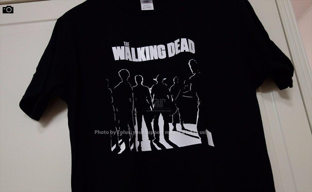 walking dead tshirt Carol Rick Daryl men women short sleeve t-shirt Gildan 100% premium ringspun cotton preshrunk free shipping