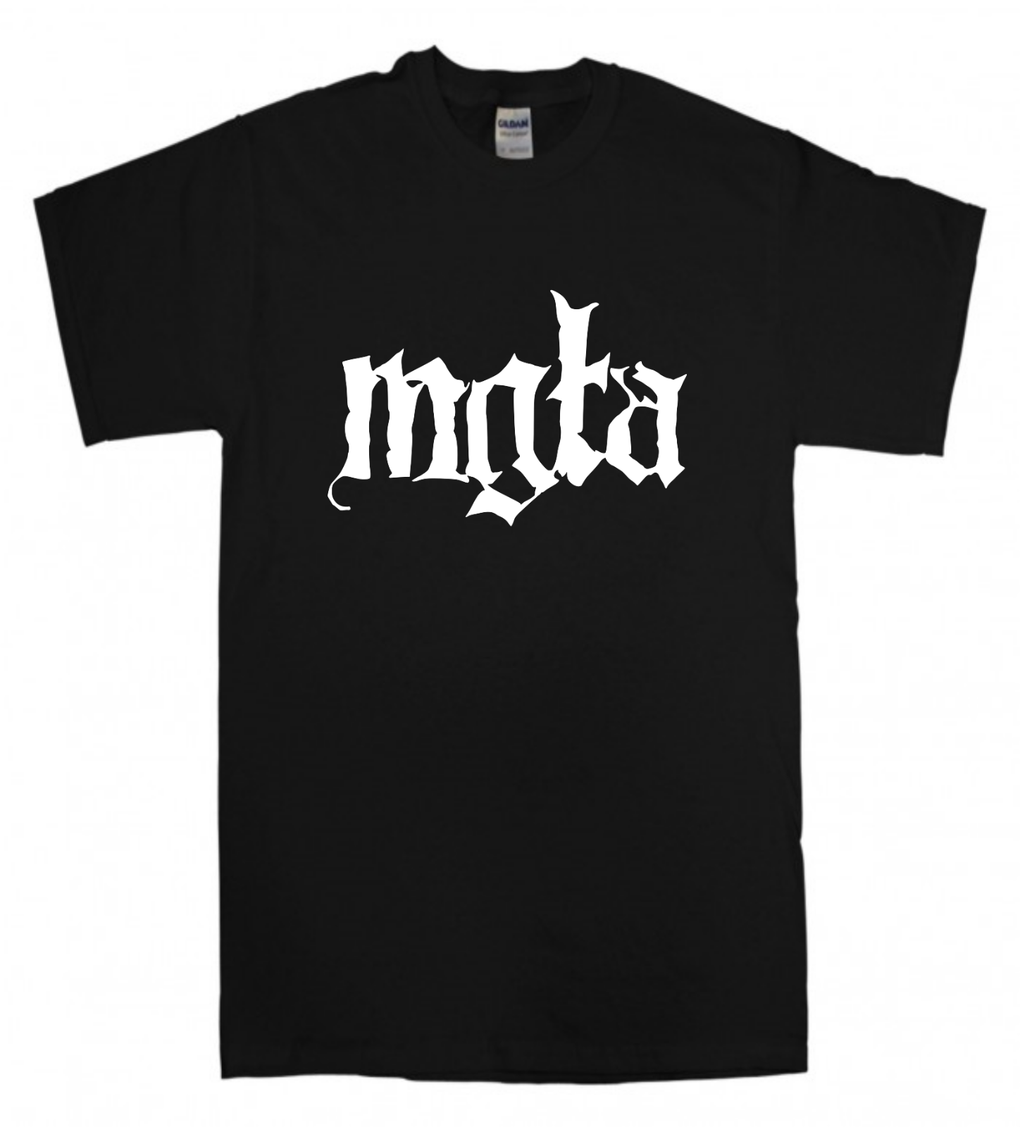 Mgla T-shirt New Black T shirt Black metal band Behemoth Emperor Dissectionmens Cotton T-shirt