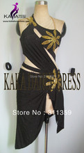 New Competition  Latin dance dress,tango salsa samba dance dress,latin dance wear,KAKA-L130313