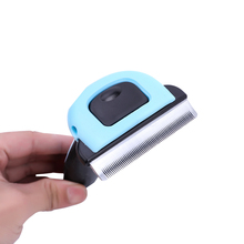Combs Dog Hair Remover Cat Brush Grooming Tools Pet Detachable Clipper Attachment Pet Trimmer Combs  Supply Furmins for Cat Dog