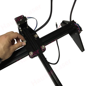 Image 3 - Máquina de gravura do laser de grande potência, máquina do cnc do laser, diy 30*40 tamanho do trabalho do gravador do laser, máquina do plotador da marcação do cnc cuttergrave
