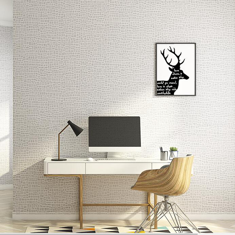 Modern Design Simple 3d Stereoscopic Wallpaper Roll Home Room Bedroom Living Room Decoration non-woven Plain Wall Paper Gray встраиваемый электрический духовой шкаф hansa boei62030030