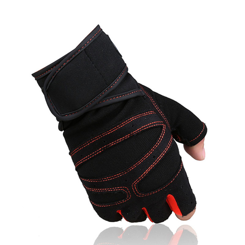 Personalized Fitness Gloves: 20~27Day Delivery Cycling Glove Sports Fitness