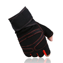 Weightlifting custom exercise glove gym training fitness cycling gloves sports and
