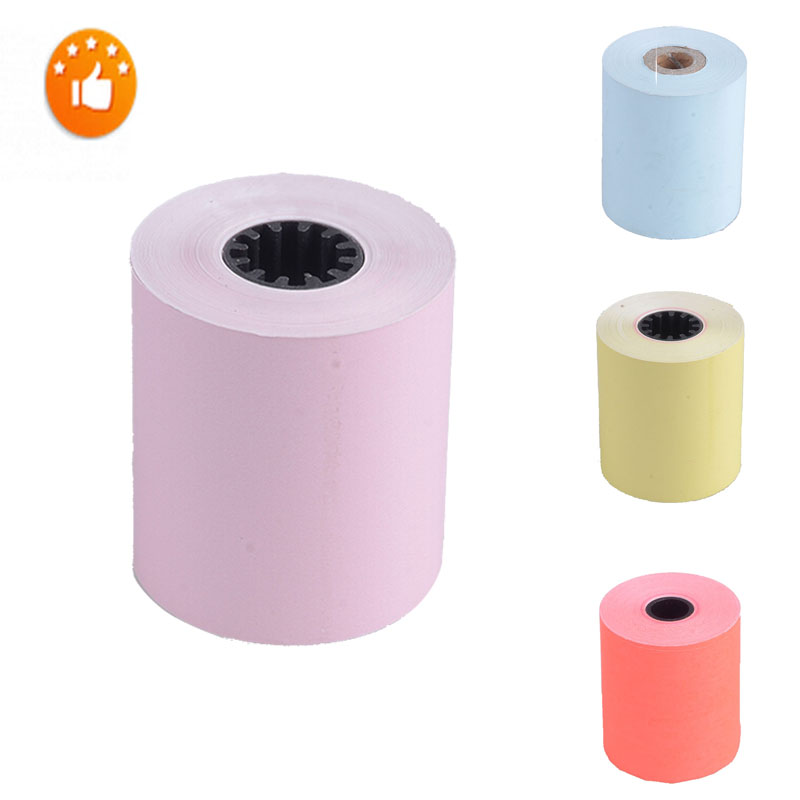MEMOBIRD photo printer Thermal Printing Paper 57 * 50 stickers self-adhesive label printing paper NOT Included bisphenol A color