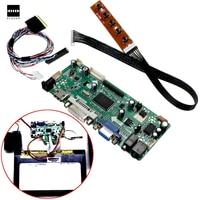 Hot Sale High Quality HDMI DVI VGA Audio LCD Controller Board For 15 6inch B156XW02 1366X768