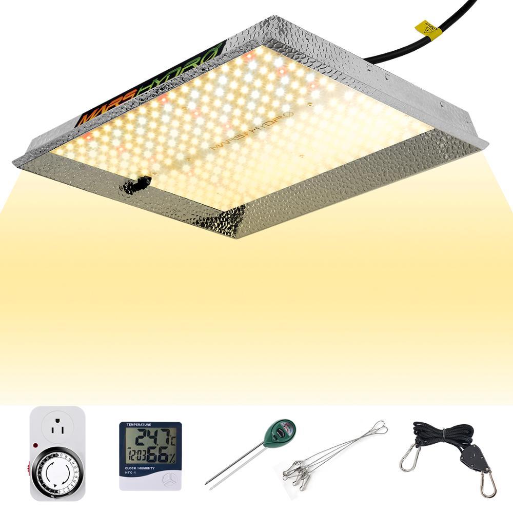TS 1000 W MarsHydro cresce a luz led Full spectrum indoor sistema hidropônico levou crescer luz planta Crescer tenda e Crescer luzes Do Painel