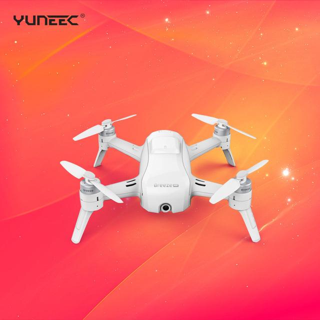Yuneec brisa control app selfie drone con 4 k hd cámara rc quadcopter drone pk ehang v2.0 fantasma de dhl el ccsme envío