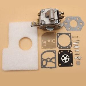Image 5 - キャブレターエアフィルター修理はキット Stihl MS170 MS180 MS 170 180 017 018 チェーンソー座間 C1Q S57B 、 1130 120 0603
