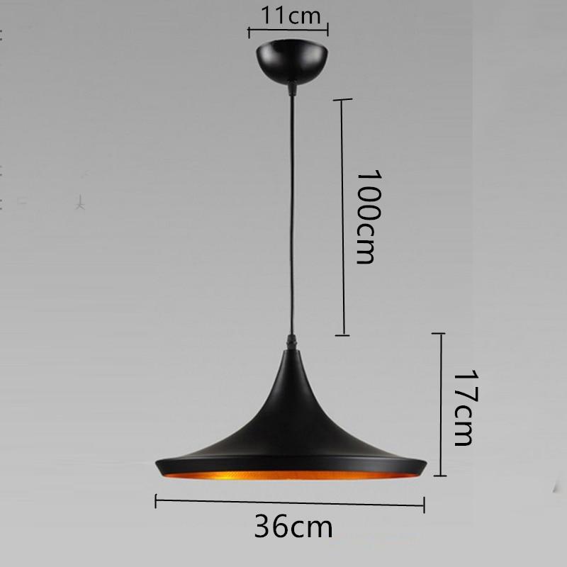 თანამედროვე LED გულსაკიდი - შიდა განათება - ფოტო 5