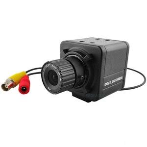 Image 2 - CVBS 700TVL Analog กล้องรักษาความปลอดภัยในร่มสีมินิกล้องเลนส์ 4MM