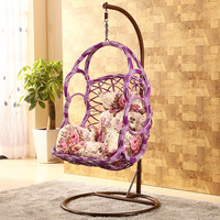 Children swing Hanging chair, basket, cane chair, adult indoor swing swing chair, double balcony, single bird nest, lazy chair,
