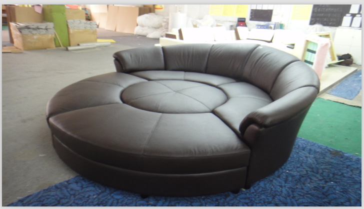 Round Corner Sofa Leather Sectional In Living Room Sofas From Furniture On Aliexpress Alibaba Group