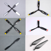 FMS пропеллеры FMSPROP025-050(Размер: 10,5x8 11x7 13x9 7,5*4 11*5,5 и т. Д.) RC модель самолета самолет авион запасные части