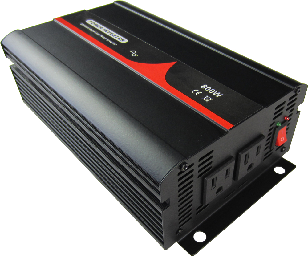 800VA/800W single phase pure sine wave inverter 12V 24V 48V DC to 100~120VAC, 220~240VAC output Industrial Frequency