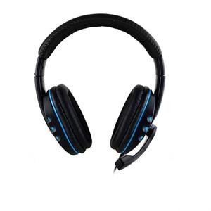 Image 4 - Xunbeifang ل ps 4 السلكية سماعة الألعاب سماعات مع ميكروفون سماعات للألعاب PS4
