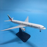 JASON TUTU Emirates Boeing 777 Aircraft Model Plane Model Airplane Model 1:200 Diecast Metal 20cm Airbus A380 Airplanes Plane