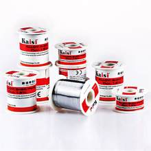 Fio sn60 da solda da lata do núcleo de rosin do fluxo 1.2% do fio da solda de kaisi/pb40 que solda o fio da lata do fluxo de solda fornece 0.3-0.8mm