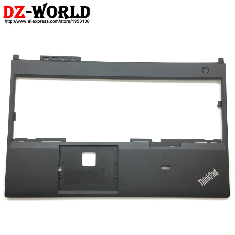 New Original for Lenovo ThinkPad T540P W540 W541 Keyboard Bezel Palmrest Cover without Touchpad with Fingerprint Hole 04X5550 все цены