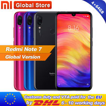 Global Version Xiaomi Redmi Note 7 4GB 64GB Smartphone Snapdragon 660 Octa Core 4000mAh 2340 x 1080 48MP Dual Camera Cellphone(China)