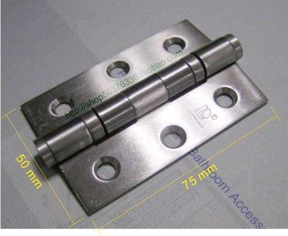 ФОТО Western Building Material 3-inch stainless steel hinge door hinge folding hinge chip prices