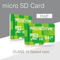 Cartão micro sd 8 gb/16 gb/32 gb/64 gb cartão de memória tf trans flash card mini Cartão SD Class10 Class6 Micro Carte SD Pen Drive Usb Stick
