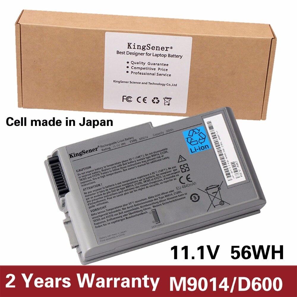 Japanische Zelle KingSener Neue M9014 Batterie Für Dell Latitude D500 D505 D510 D520 D530 D600 D610 für DELL Inspiron 500 mt 510 mt 600 mt