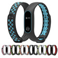 New fashion good sell Durable Replacement TPU Anti-off Wristband Sports Bracelet for Xiaomi Mi Band 2 Nov.3