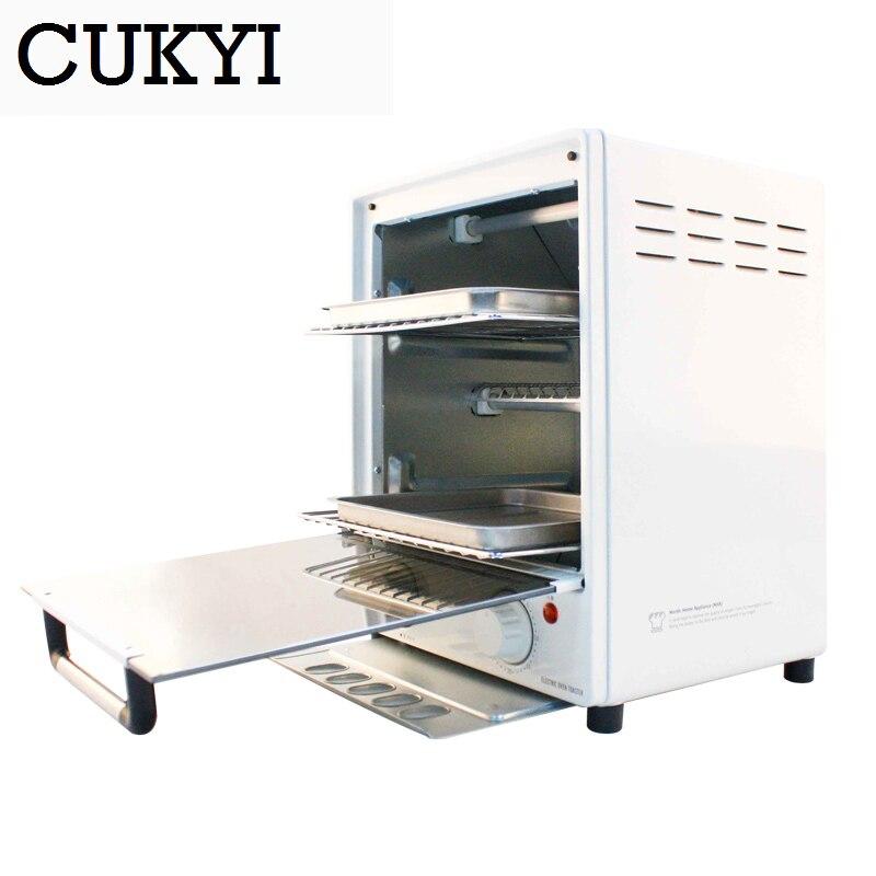 CUKYI appareils électriques verticaux commercial ménage multifonctionnel four four à poulet pizza grille-pain four cuisine - 4