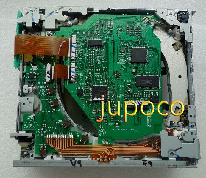 Publiez un Nouveau Fujitsu ten 4 CD mécanisme CH-05-431 CH-05-421 CH-05 pour Toyota Sequoia Tundra Sienna navigation vocale 86120 autoradio