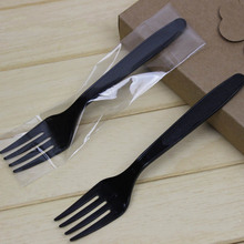 Disposable Plastic Forks 100 pcs/lot