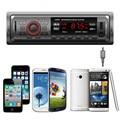 Confiável Em Traço Áudio Do Carro Unidade de Cabeça Estéreo Bluetooth MP3/USB/SD/AUX/FM AUX de Entrada Ma28 dropshipping