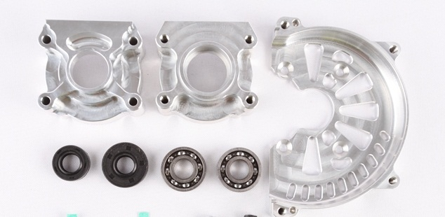 38CC engine CNC Case Set for 1/5 BAJA 5B 5T 5SC FG Losi 5ive T , fidracing baja rear up arm set for losi 5ive t