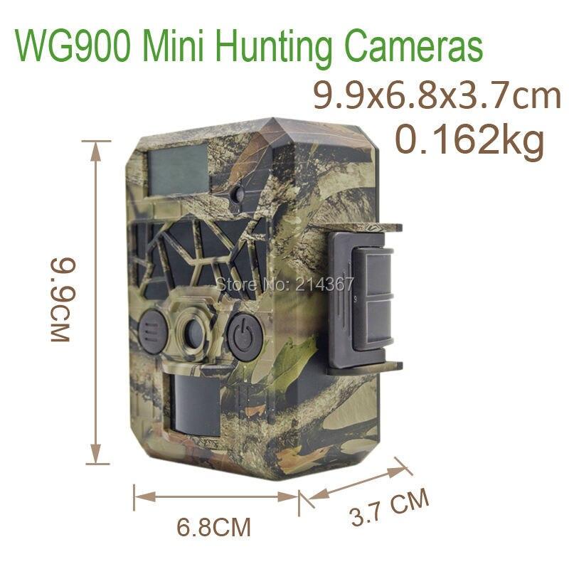 The Smallest Mini Size Hunting Game Cameras Portable Mini Wild Cameras Mini Hunter Scouting Cameras Free Ship suntek ht002a wild animal scouting hunting cameras for hunter camerasfree shippping