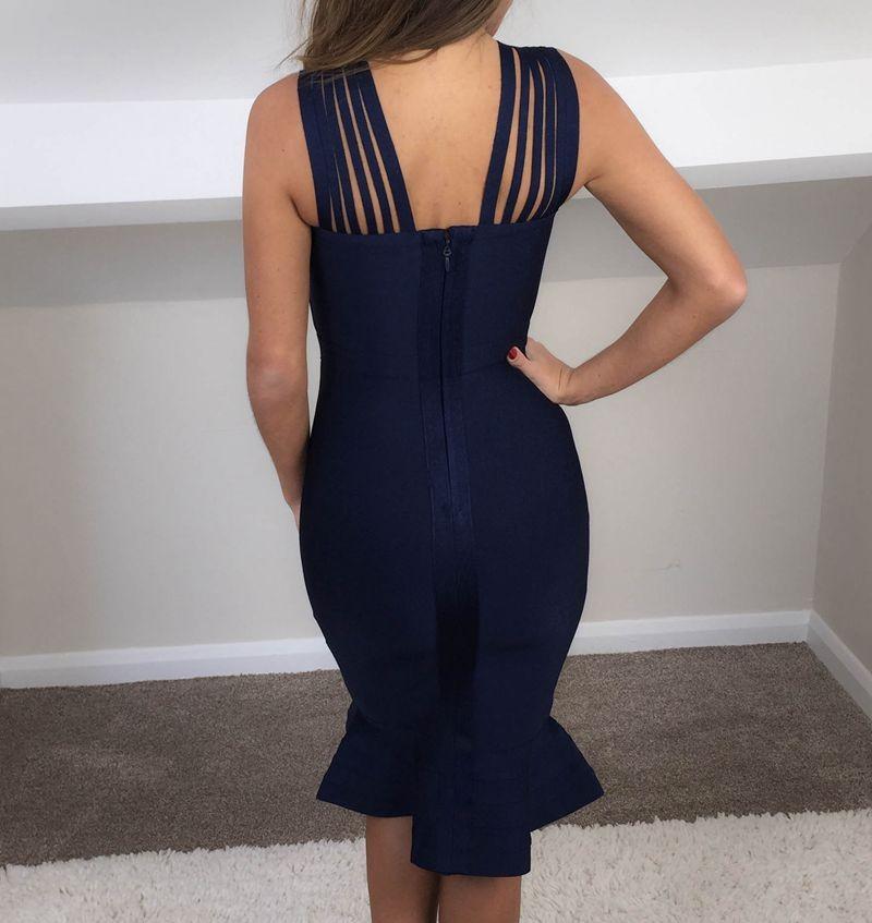 sexy-mermaid-bandage-dress3