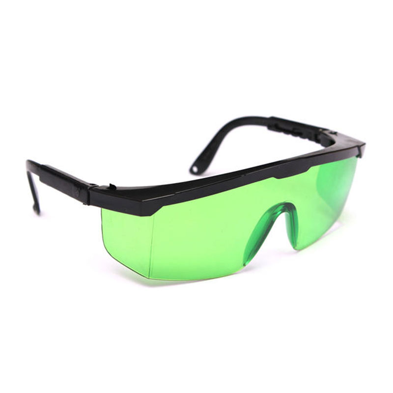 Laser Safety Goggles Eye Protective Safety Glasses 200nm-650nm Professional Protection Goggles Workplace Safety Supplies laser protective safety glasses all round absorption red laser protection goggles safety comfortable eyewears glasses