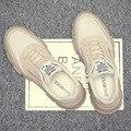 2019 Hot moda de nova ao ar livre sapatos sapatilhas dos homens tendência ocasional selvagem confortável respirável sapatos dos homens desgaste W1-34